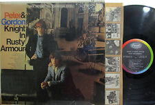 """Peter and Gordon - """"Knight in Rusty Armour""""  (Capitol ST 2729) (Stereo)"""