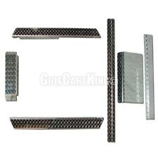 Club Car DS Golf Cart Diamond Plate ATP Accessory Kit