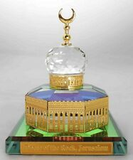 Islamic Muslim crystal Al Aqsa / Gift / Home decorative # 740