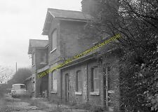 St. Albans London Road Railway Station Photo. Hill End and Hatfield Line. (10)