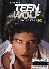 Teen Wolf: Season 1 (DVD) DISC IS MINT