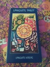 Langustl Tarot Cards Deck Signed 2008 Divination Pagan NIB ~ Free Ship