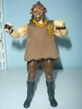 WWE MANKIND CLASSIC SERIES MASK LIMITED EDITION EXCLUSIVE BROWN WRESTLING FIGURE