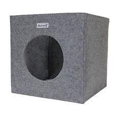 Regalhöhle Katzenhöhle Katzenbett Katzenkorb für Regal u.a. Ikea Expedit Kallax