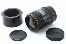 """Exc"" Tokina AT-X AF 100mm f/2.8 IF Macro for Sony Minolta w/ Hood From Japan"