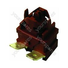 Genuine Indesit Hotpoint Push switch s/pole Spares