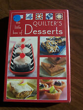 MODA Quilter's Desserts pattern quilt sew fabric recipes