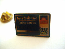 PINS CARD CARTE CONFORAMA MAGASIN MEUBLE