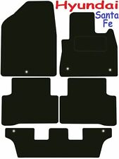 Hyundai Santa Fe DELUXE QUALITY Tailored mats 2012 2013 2014 2015 2016 2017