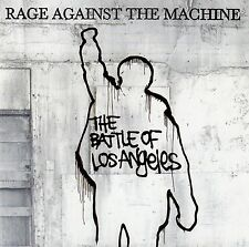 RAGE AGAINST THE MACHINE : THE BATTLE OF LOS ANGELES / CD - NEU