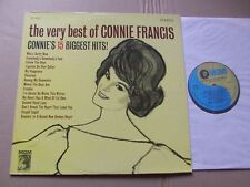 CONNIE FRANCIS,THE VERY BEST OF lp m-/m- mgm records SE-4167 USA 1964