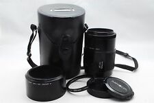 Minolta AF 100mm F/2.8 Macro Lens for Sony A Mount w/Case [Exc++] Japan