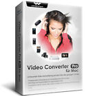 Wondershare Video Converter PRO MAC dt.Vollver. Download 27,- statt 39,99 !!