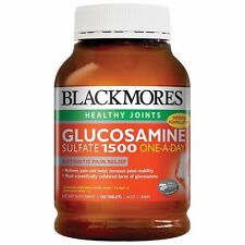 BLACKMORES GLUCOSAMINE SULFATE 1500MG ONE-A-DAY 180 TABLETS - OzHealthExperts