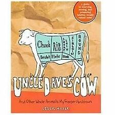 Uncle Dave's Cow and Other Whole Animals My Freezer Has Known-ExLibrary