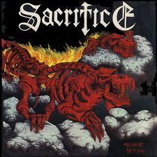 Sacrifice ‎– Torment In Fire LP - New & Sealed THRASH METAL CLASSIC
