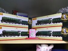 Hornby R3500 Sir Nigel Gresley Ltd edition set of 4 OO Locomotives Brand New