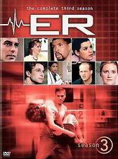 ER: The Complete Third Season, New DVD, Gloria Reuben, Julianna Margulies, Antho
