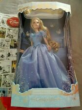 "Disney Store Cinderella Limited Edition Doll - Live Action 17"" LE 4000"