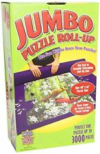 "Jumbo 48"" x 36"" Roll Up Storage Puzzle Mat Board With Roll up Tube"