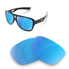 Combo Fit&See Lentes Polarizadas para Oakley Dispatch 2 (Ice Blue+Fire Gläser)