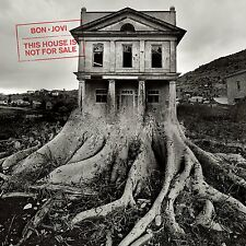 BON JOVI 'THIS HOUSE IS NOT FOR SALE' DELUXE EDITION CD (4th November 2016)