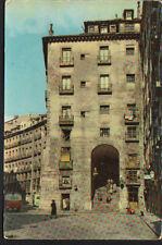 ANTIGUA POSTAL DE MADRID . ARCO DE CUCHILLEROS PLAZA MAYOR .MAS EN TIENDA CC1556
