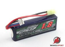 Nano-Tech 1800mah 3 CELLE Airsoft LiPo Stick Battery Pack 11.1v 25 - 50 C