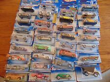 LOT OF 34  HOT WHEELS 1990s  & 2000s New in package    Free   SHIPPING LOT #952