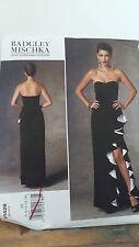 Vogue V1426  Badgley Mischka evening dress pattern.  Vogue evening dress