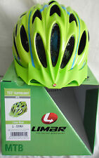 BIKE CYCLE BICYCLE LIMAR  HELMET LIMAR 757 SUPERLIGHT MTB LIME