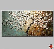 New 100% Hand painting MODERN ABSTRACT CANVAS ART WALL DECOR OIL PAINTING #7812