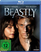 $ Blu-ray *  BEASTLY - Alex Pettyfer , Mary-Kate Olsen   # NEU OVP
