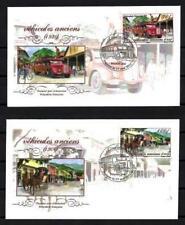 Polynésie Française 2011 Yvert FDC n° 949 et 950 neuf ** 1er choix
