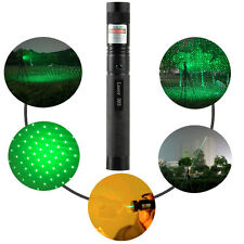 303 Green Laser Pointer Pen Adjustable Focus 532nm Lazer  Beam