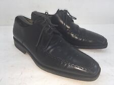 FRATELLI ROSSETTI MADE IN ITALY IN GREAT CONDITION UK 8.5 (USA 9.5) BLACK