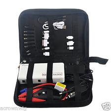 15000mah Multi-function Car Jump Starter Mobile Power Bank Battery Emergency Kit