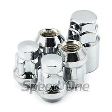 1/2-20 Steel Tuner Wheel Lug Lock Nuts for Dodge Ram1500 Coronet Dakota Viper
