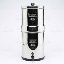 Big Berkey Water Filter Purify with 2 Black Filters Authorized Dealer FREE Ship