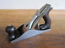 Antique Vintage Stanley No. 4 Type 15 SW (1931-1932)  Smooth Woodworking Plane