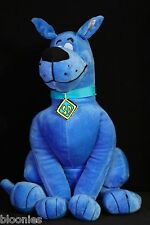 """Scooby-Doo 18"""" Blue Plush Toy Doll (Toy Factory)"""
