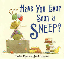 Have You Ever Seen a Sneep?, Pym, Tasha