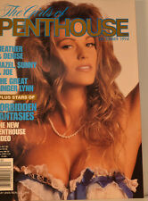 THE GIRLS OF PENTHOUSE 12/94 - HEATHER & DENISE - HAEZEL, SUNNY & JOE- PH52