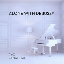 FREE US SHIP. on ANY 2 CDs! ~LikeNew CD C. Debussy: Alone with Debussy