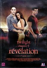 D.V.D./..TWILIGHT..CHAPITRE 4 REVELATION../.Kristen Stewart...Robert Pattinson