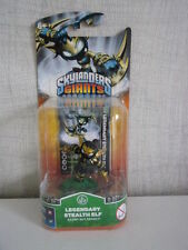 Skylanders GIANTS - Legendary Stealth Elf - NEU & OVP