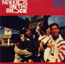 "NEWE KIDS ON THE BLOCK / NKOTB - HANGIN' TOUGH (3"" MAXI)"