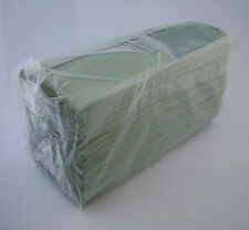 PAPER HAND TOWELS GREEN 1PLY C FOLD MULTI-FOLD 120