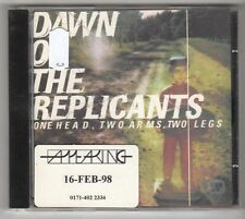 (GL598) Dawn Of The Replicants, One Head Two Arms Two Legs (debut) - 1997 CD