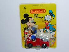 MATCHBOX SUPERFAST BLISTER PACKS 7 DISNEY MODELLE IN UNGEÖFFNETER OVP !!!